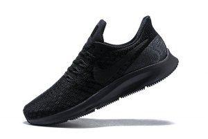 eb1b9b3d9a757e Mens Nike Air Zoom Pegasus 35 Black White Oil Grey 942851 002 Running Shoes