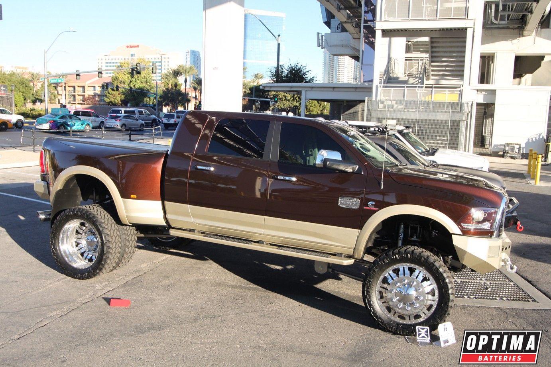 lifted dodge ram dually  sema  bad ass trucks dodge trucks trucks pickup trucks