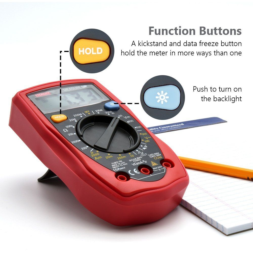 The Top 7 Multimeters Designed for Automotive Use