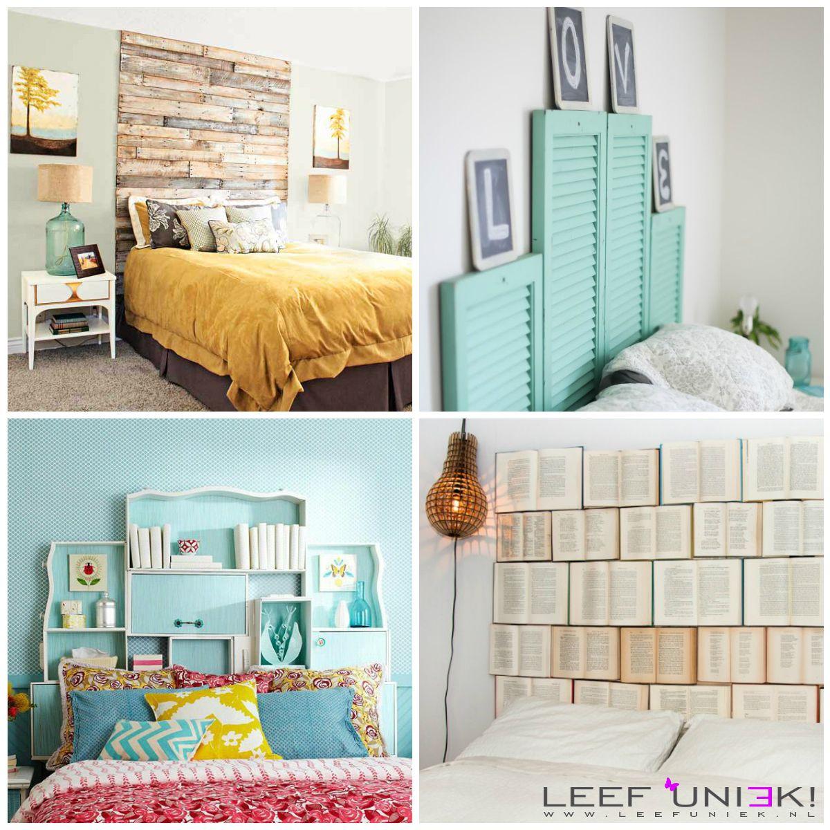 Leef Uniek | DIY | Slaapkamer *Super leuke DIY tips om je slaapkamer ...