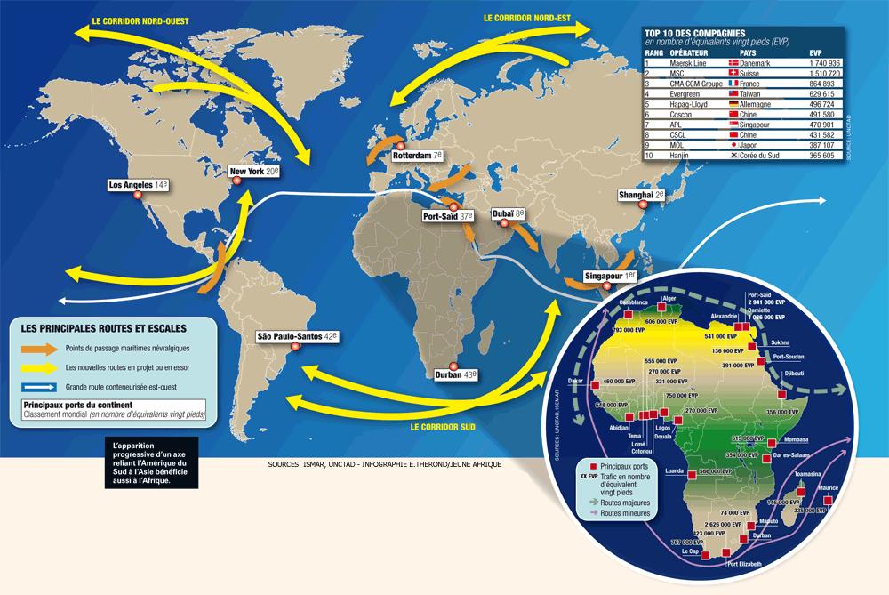Le Maritim infographie ca maritim afrique 09 010 png 1000 669 ελληνικος