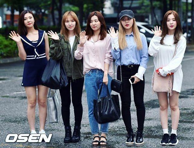 Anak Rantau - Red Velvet Cara Menonton Konser KPOP Music Show Gratis