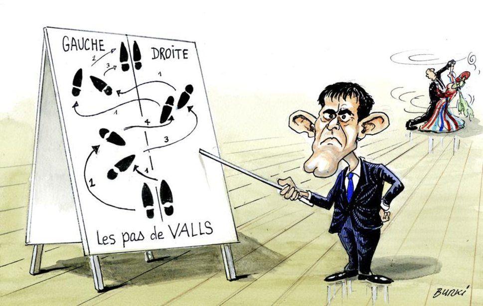 Manuel Valls fête ses 100 jours à Matignon Publié le 9 juillet