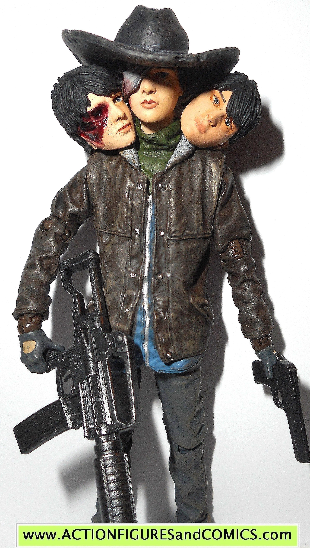 WALKING DEAD COMIC Series 4 Carl Grimes Action Figure McFarlane