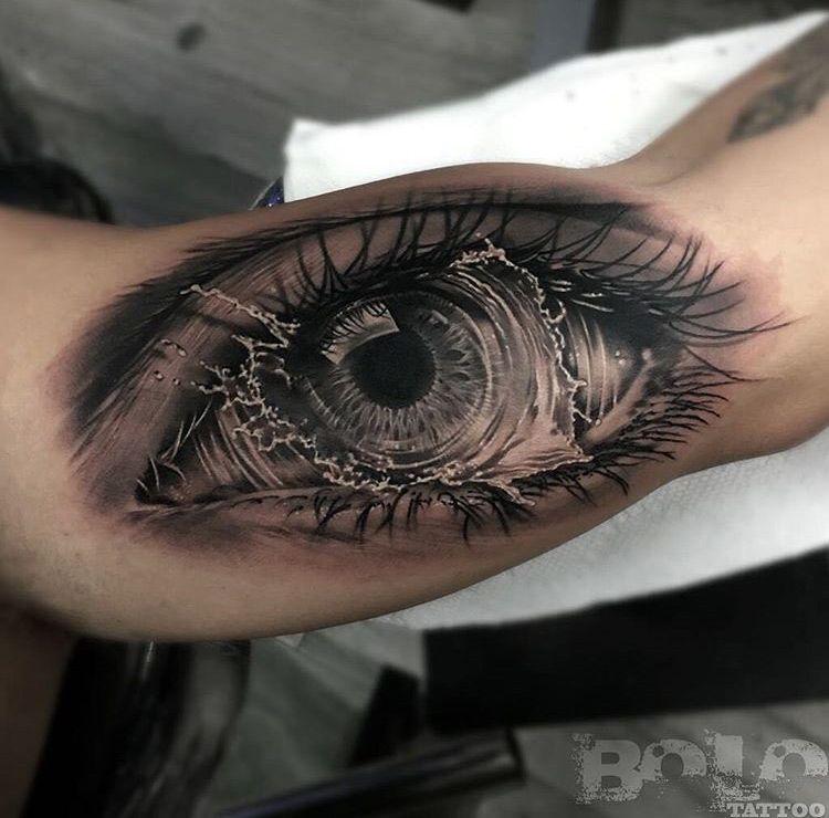 25++ Stunning Crying eye tattoo designs ideas in 2021