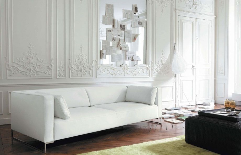 White Couches In Living Room. Monday Musings Couch Sofa Settee