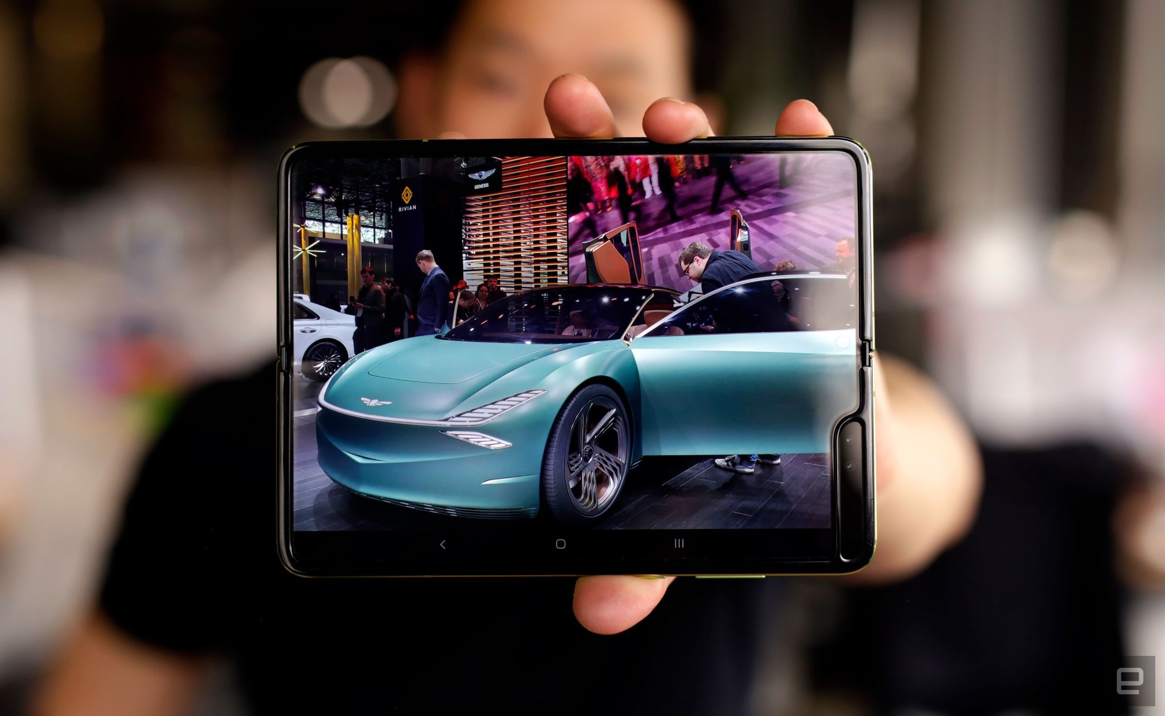 Samsung Galaxy Fold Foldable Phone Pre Registration Re Opens In China Samsung Galaxy Galaxy Samsung