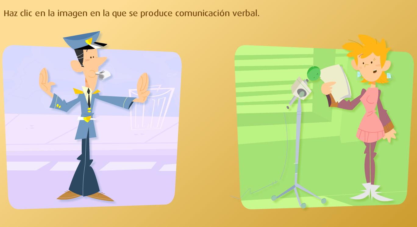 El Blog De Tercero La Comunicación Verbal Y La Comunicación No Verbal Comunicacion Verbal Comunicacion Verbal