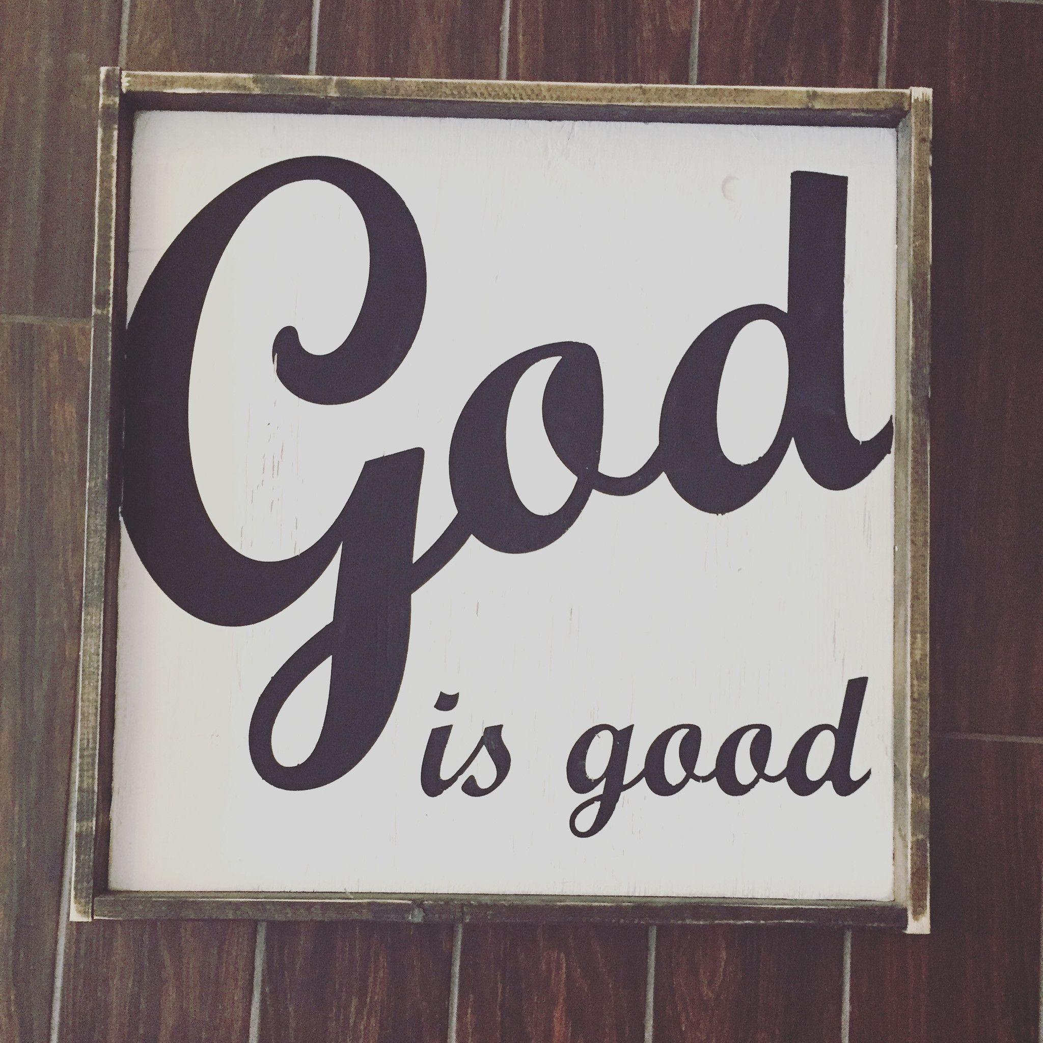 God In Cursive