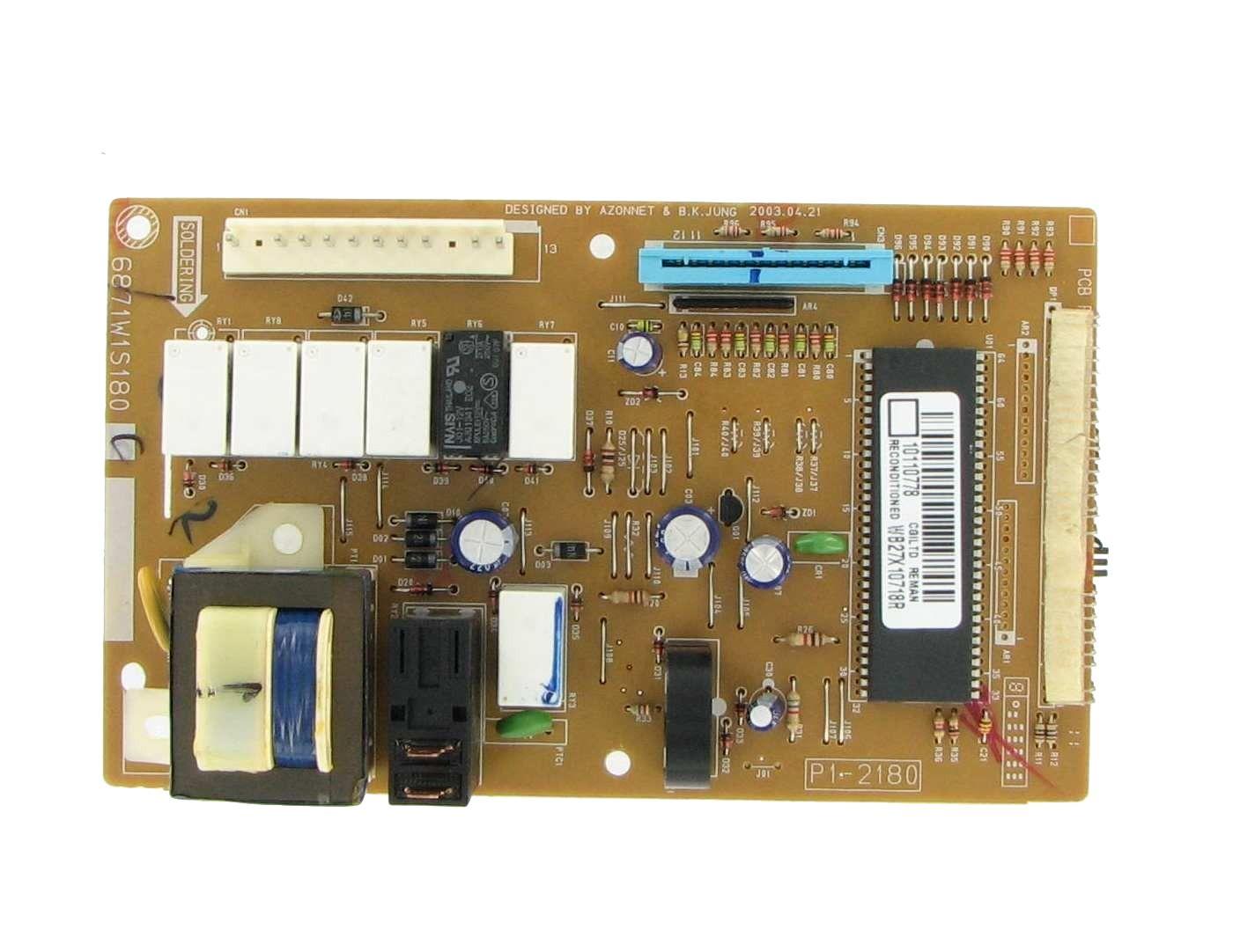 general electric microwave repair