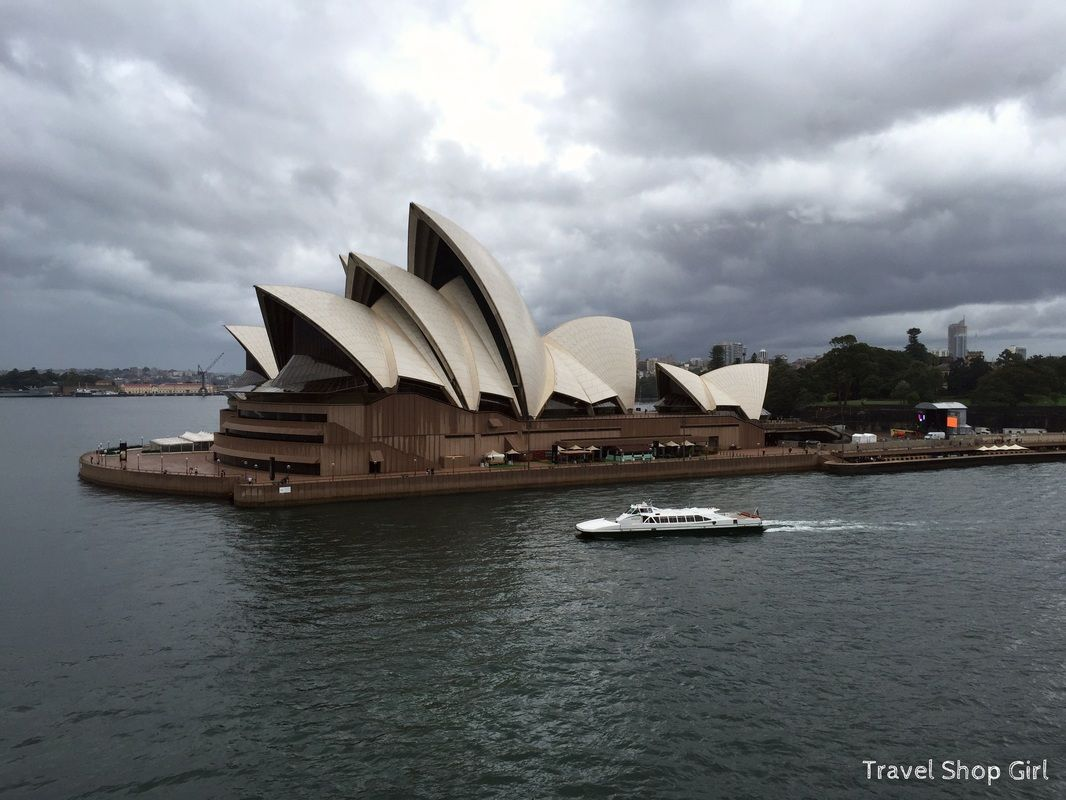 Sailing Out Of Sydney On The Celebrity Solstice And Martinis Too