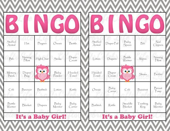 30 baby shower bingo cards diy printable party for baby girl 30 baby shower bingo cards diy printable party for baby girl instant download solutioingenieria Choice Image