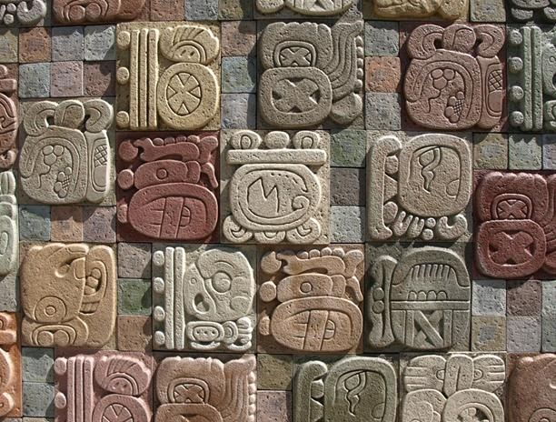 Stone Decorative Tiles Brilliant Michael Goard_Maya Glyph Decorative Tiles In Cast Stone Review