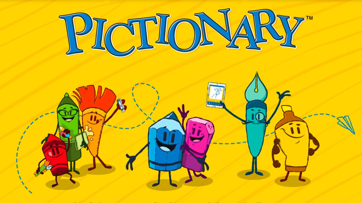'Pictionary' comes to phones five years after 'Draw