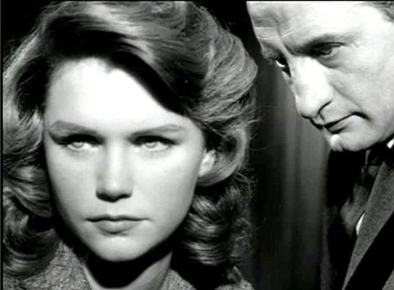 Lee Remick in Anatomy of a Murder 1959 with George C Scott   Lee ...
