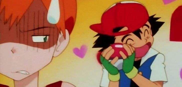 Resultado de imagem para diferença do novo ash pokemon
