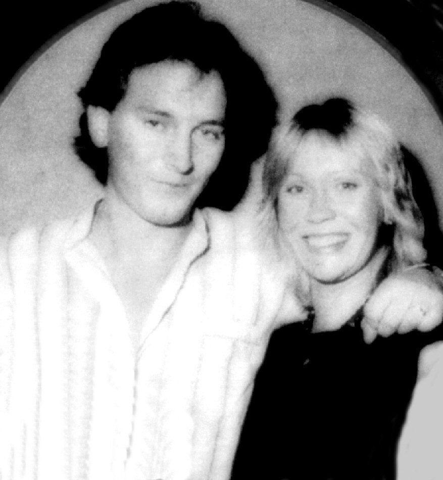 """""""Never Again"""" - duett Agnetha-Tomas Ledin. Musikladen (German TV), November 8th, 1982"""