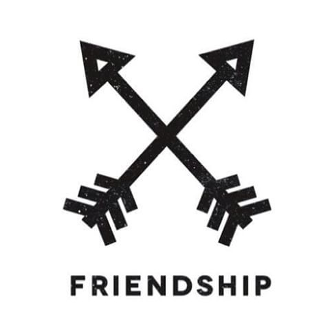 Pin By Overlays On Words Pinterest Tattoos Friendship Symbols