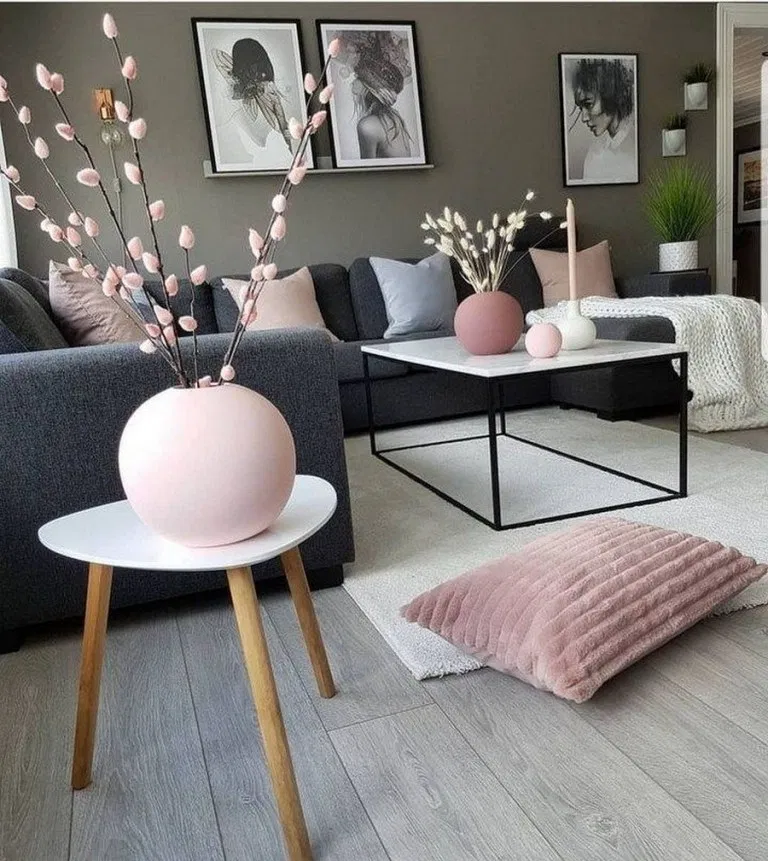 12 Awesome Cozy Living Rooms Design Ideas You Must Try Hariankoran Interiordesignkitchenmodern Inter Interieur Woonkamer Woonkamer Decoratie Woonkamerkleur