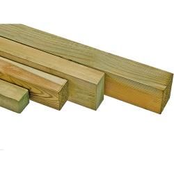 Photo of Wolff Finnhaus foundation wood Nancy (suitable for: Wolff Finnhaus log house Nancy, 6 pieces) Wol
