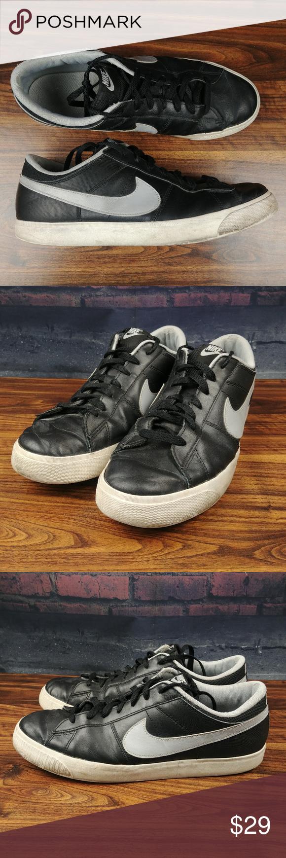 eb84b64b7abf Nike Match Supreme Leather Shoe Sneakers Mens 13 Nike Match Supreme Leather  Shoe Sneakers Mens 13