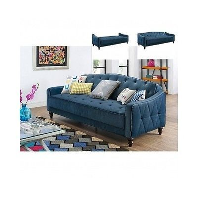 Convertible Sleeper Sofa Bed Couch Daybed Twin Futon Furniture