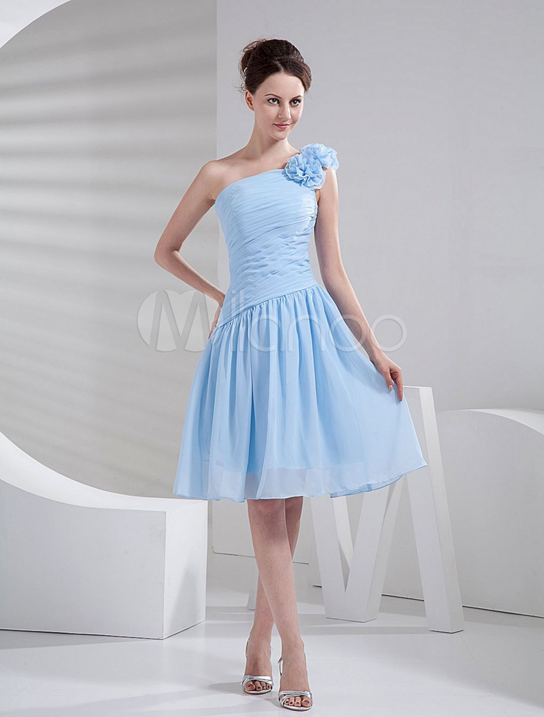 beautiful collection sky dress for women styles woman style