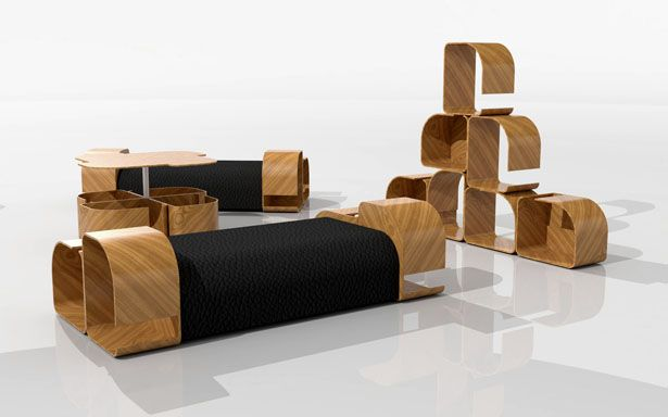 Modular Furniture Design By Krisztian Griz Modular Furniture Modular Furniture Design Sofa Design