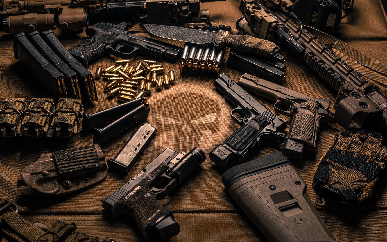 Pin On Flags Guns and bullets hd wallpaper