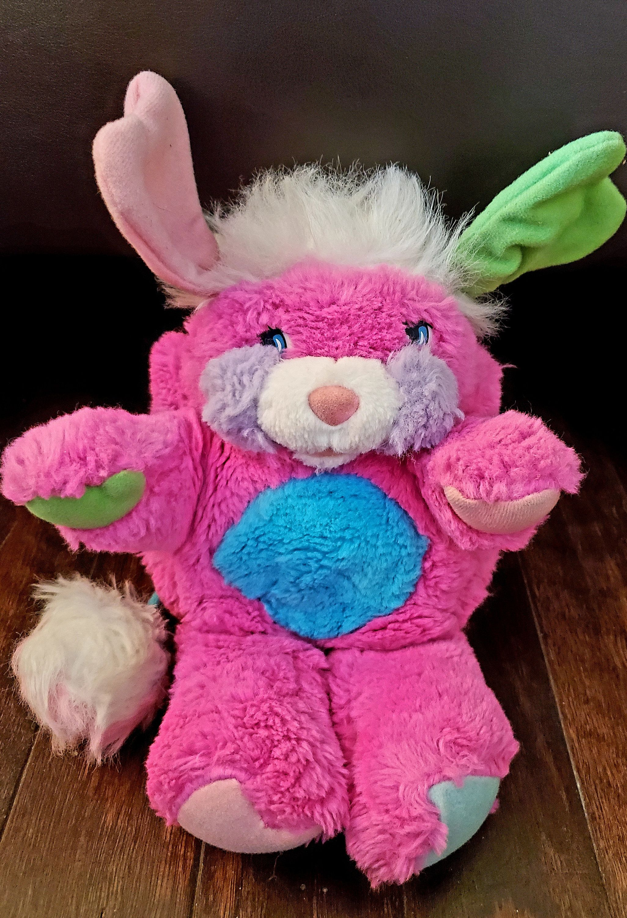 1986 PRIZE Popple 15 Plush by Those Characters From Etsy