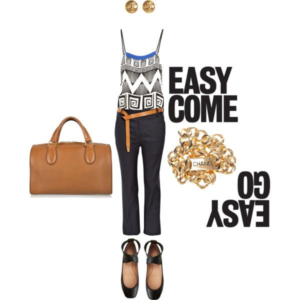Easy Come Easy Go, created by klynnmorton.polyvore.com