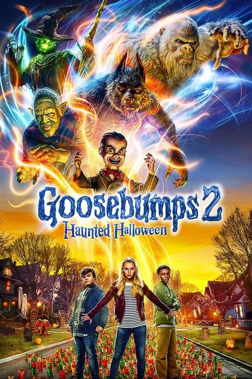 Download Goosebumps 2 Haunted Halloween 2018 720p Hd 480p Hd