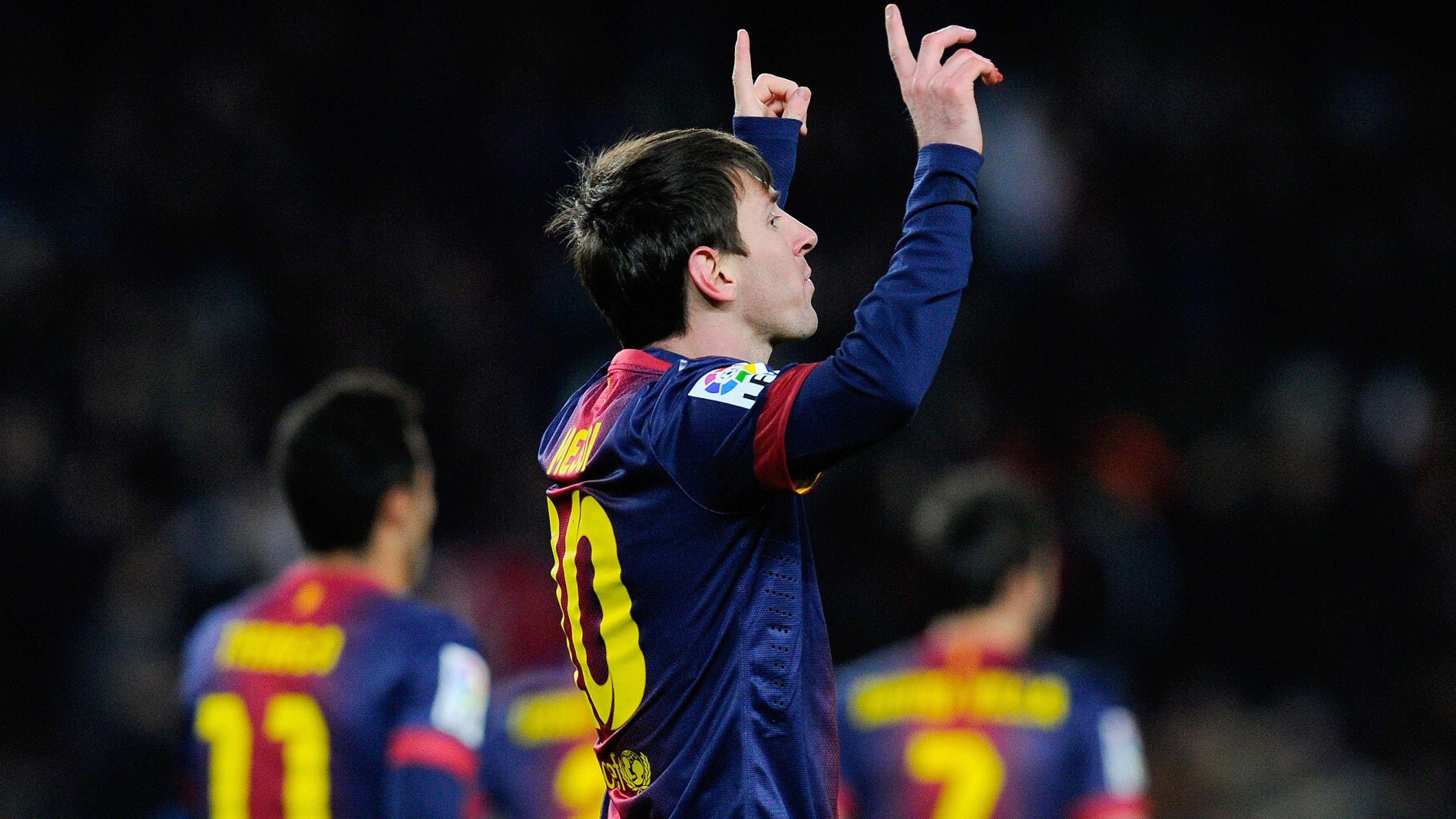 Download Wallpaper Lionel Messi Football Barcelona 1440 810 Lionel
