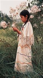 By Ray Swanson, Floral of Summer, Made of Oil on canvas kp