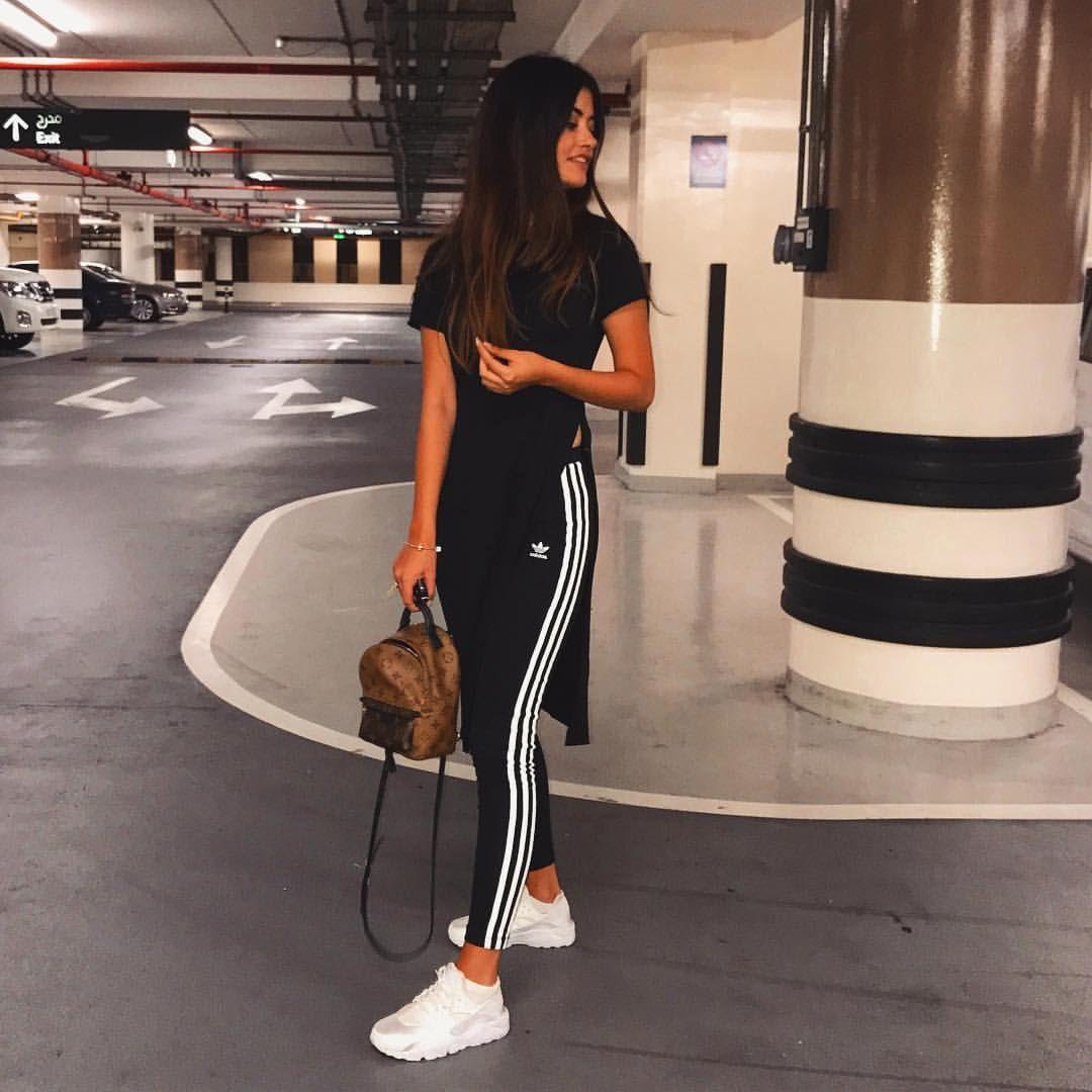 adidas jogginghosen outfit