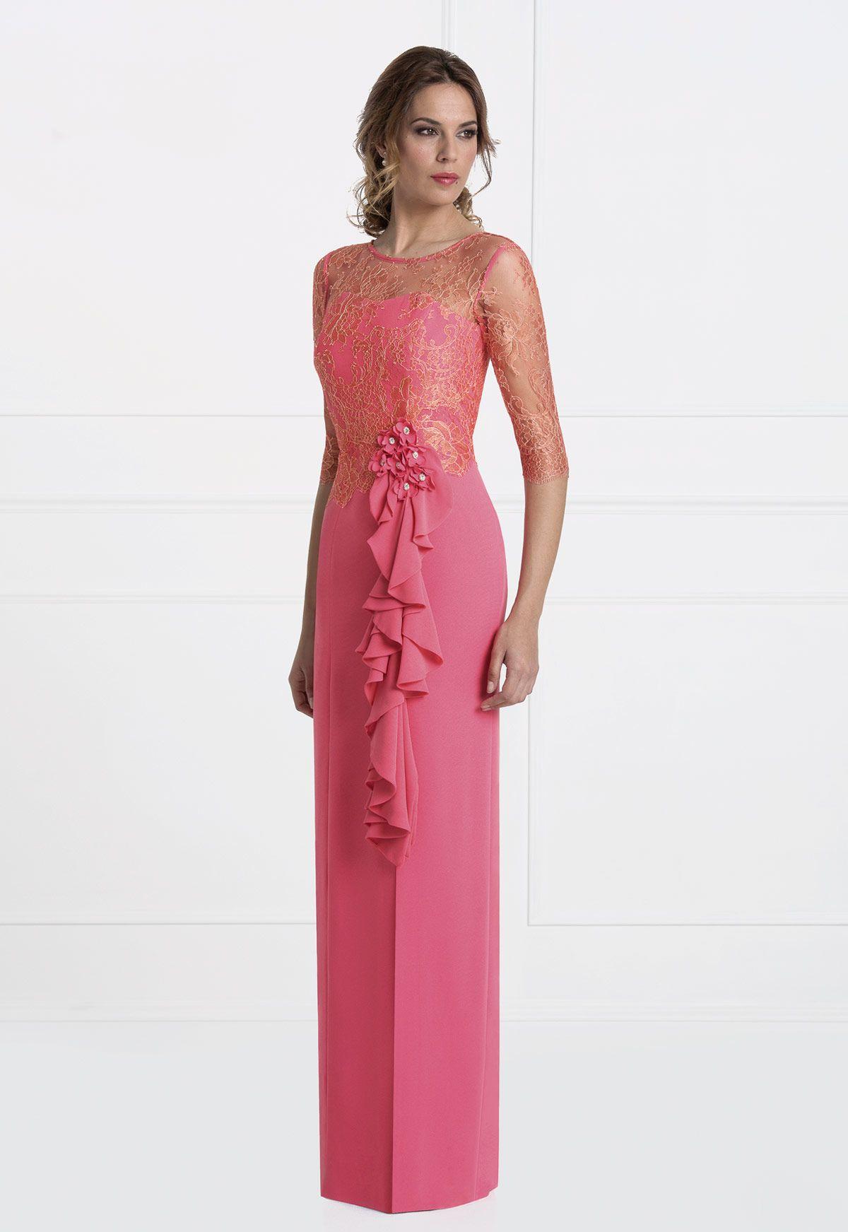 Tienda de vestidos de fiesta y madrina en Madrid de Madison Diseño ...