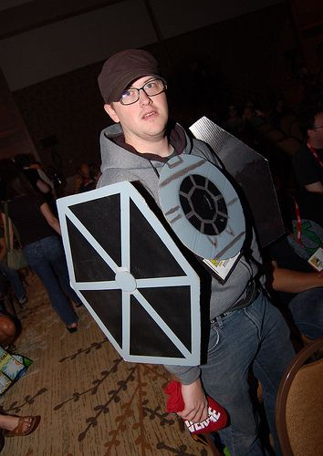 star wars tie fighter costume | Tie Fighter  sc 1 st  Pinterest : costume ties  - Germanpascual.Com