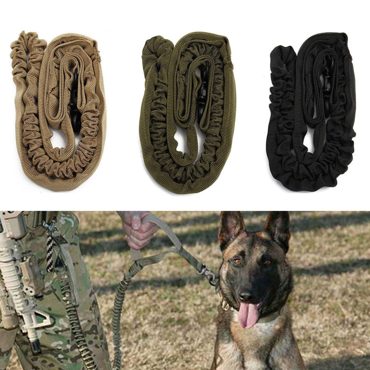 Us 13 32 Tactical Dog Leash Control Handle Police Military