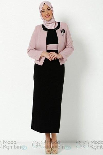 Tesettur Takim Elbise Modelleri Moda Kombin Moda Takim Elbise Elbise Modelleri