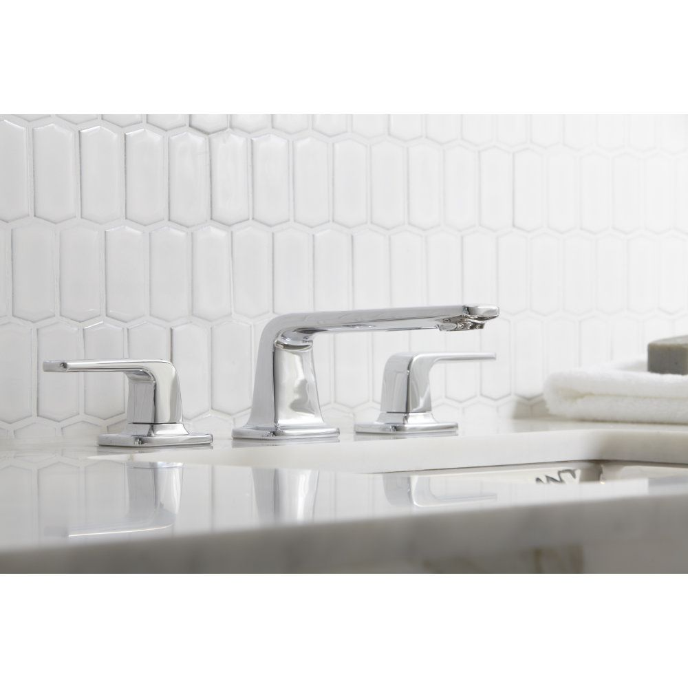 The Per Se 8 Inch Widespread Bathroom Faucet By KALLISTA Is Your Remodeling  Dream Come True.