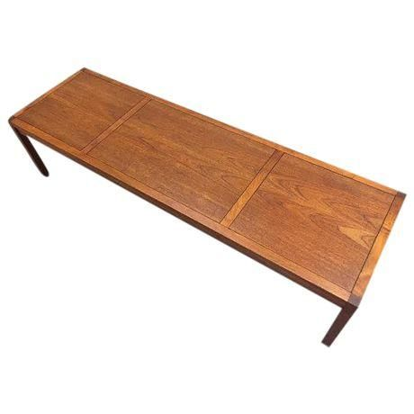 Image of Long Mid-Century Modern Coffee Table