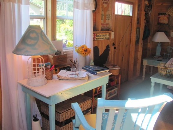 cottage shed,play house...., This is a small cottage shed.I turned it into a space for me to get away .The grandkids love it too.They play i...