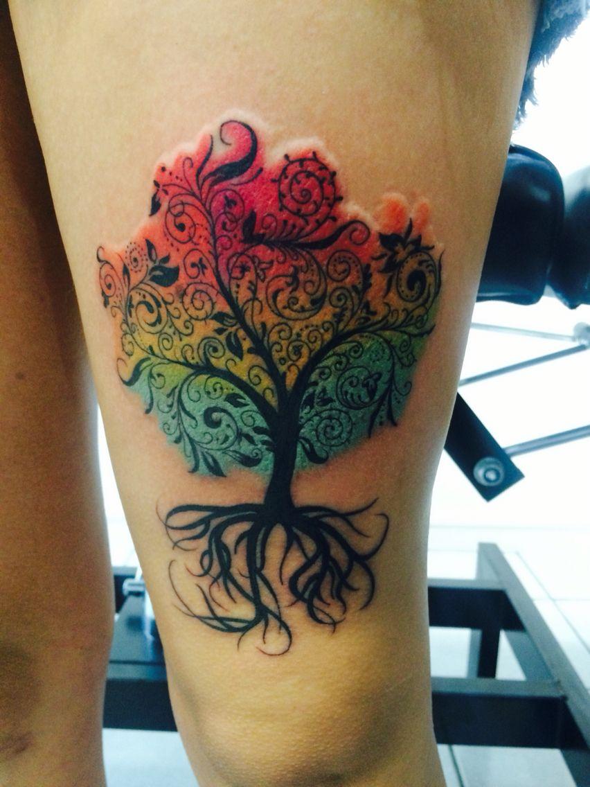 rbol de la vida tattoos pinterest tattoo tatting