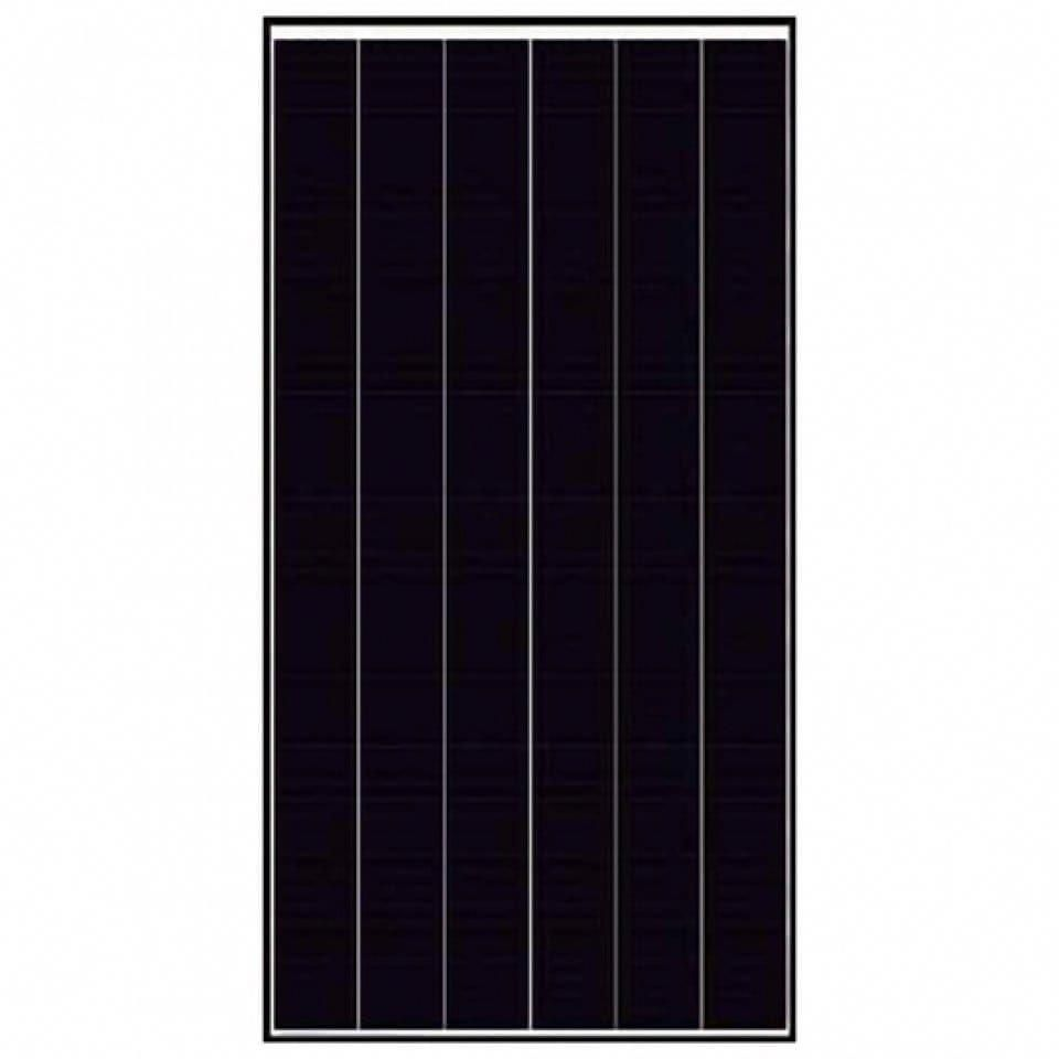 175 W Black Frame Solar Panel Globalsolarsupply1 Solarpanels Solar Power Panels Best Solar Panels Solar Panels