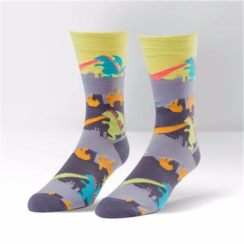 Sock It To Me Mens Crew Rampage Socks
