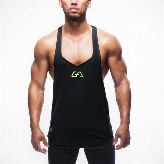d2bf61b50f5fa Online Exclusive  Men S Y Back Racer Quick Drying Tank