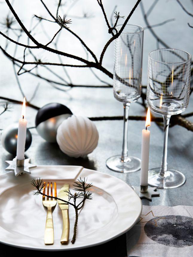 Mooie kerst gedekte tafels. Voor meer kerst inspiratie kijk ook eens op…