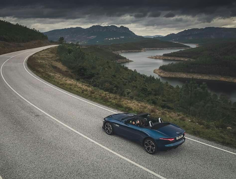 2020 Jaguar F-Type P300 Convertible in 2020   Jaguar f ...