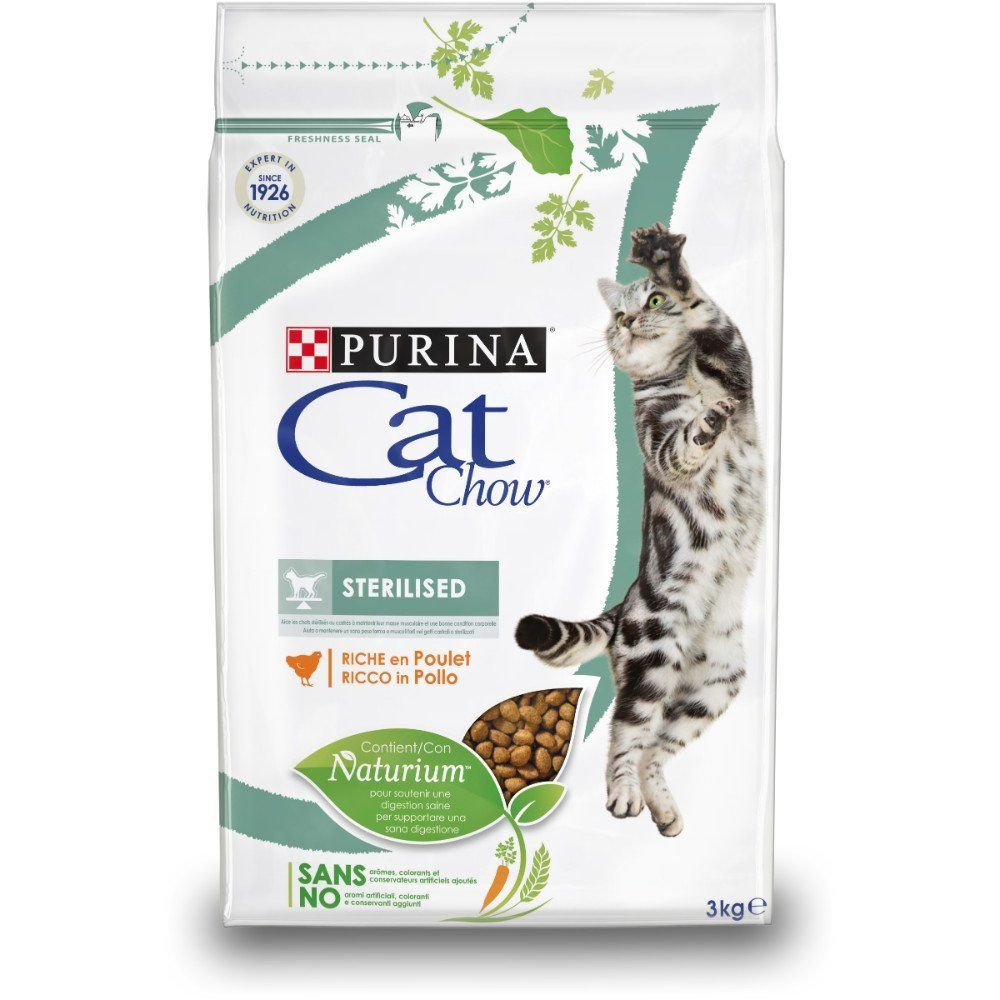 Purina Cat Chow Cat Food For Sterilised Cats 3 Kg Be Sure To Check Out This Helpful Article Catfood Kedi Cati Urunler