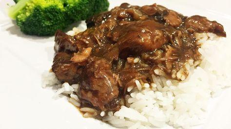 Photo of Crockpot Beef Tips with Mushrooms Recipe | Yummly